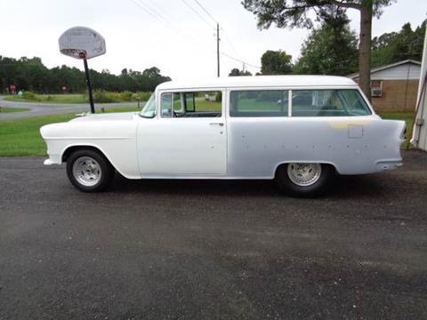 1955 Chevrolet Wagon for sale in Cadillac, MI