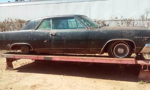1963 Pontiac Grand Prix for sale in Cadillac, MI