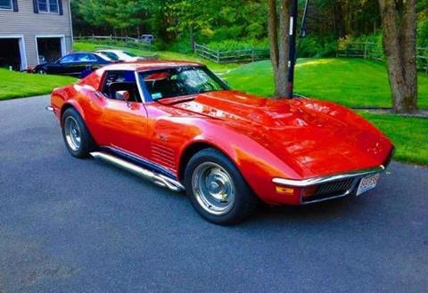 1972 chevrolet corvette for sale in michigan. Black Bedroom Furniture Sets. Home Design Ideas