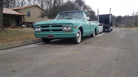 1968 GMC C/K 1500 Series for sale in Cadillac, MI