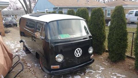 1970 Volkswagen Transporter II for sale in Cadillac, MI