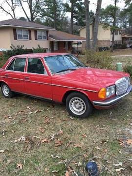 1980 Mercedes-Benz 280-Class for sale in Cadillac, MI