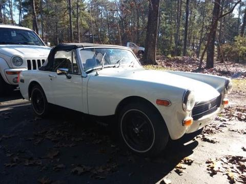 1973 MG Midget for sale in Cadillac, MI