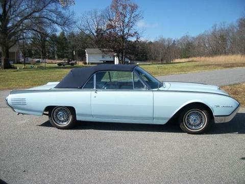 1961 Ford Thunderbird for sale in Cadillac, MI