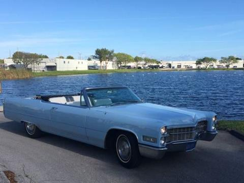 1966 Cadillac DeVille For Sale  Carsforsalecom