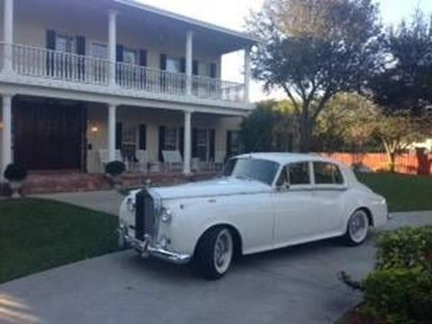 1961 Rolls-Royce Silver Cloud 2 for sale in Cadillac, MI