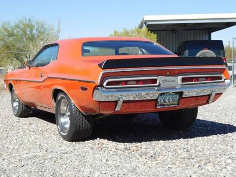 1971 Dodge Challenger For Sale In Wyoming Carsforsale Com