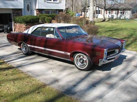 1966 Pontiac Le Mans for sale in Cadillac, MI