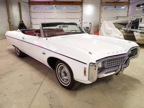 1969 Chevrolet Impala for sale in Cadillac, MI