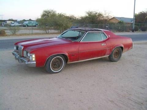 1973 Mercury Cougar for sale in Cadillac, MI