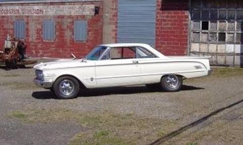 1963 Mercury Comet for sale in Cadillac, MI