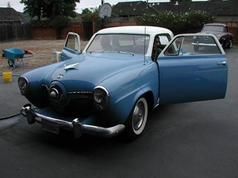 1951 Studebaker Starlight for sale in Cadillac, MI