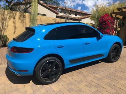 2016 Porsche Macan for sale in Cadillac, MI