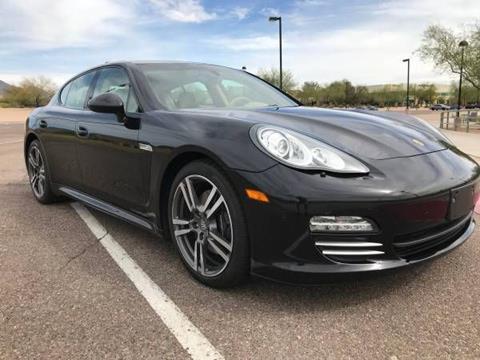 2011 Porsche Panamera for sale in Cadillac, MI