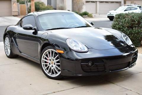 2008 Porsche Cayman for sale in Cadillac, MI