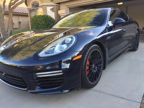 2016 Porsche Panamera for sale in Cadillac, MI