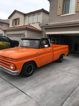 1965 Chevrolet C/K 10 Series for sale in Cadillac, MI