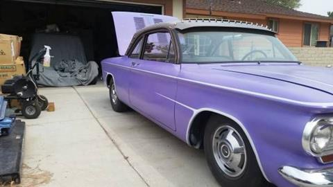 1961 Chevrolet Corvair for sale in Cadillac, MI