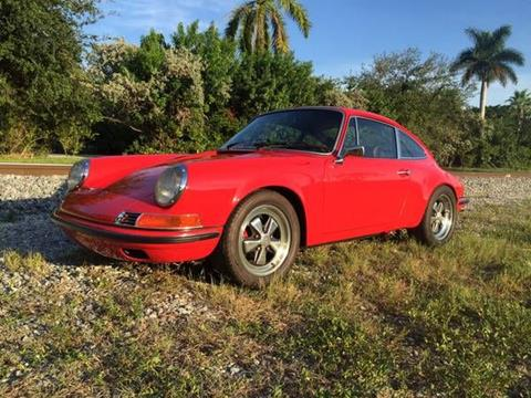 1970 Porsche 911 for sale in Cadillac, MI