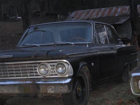 1962 Ford Fairlane 500 for sale in Cadillac, MI