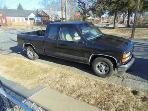 1992 Chevrolet C/K 2500 Series for sale in Cadillac, MI