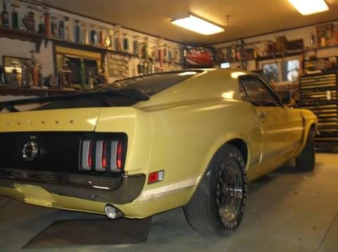 1970 ford mustang for sale in michigan carsforsale 1970 ford mustang for sale in cadillac mi sciox Gallery