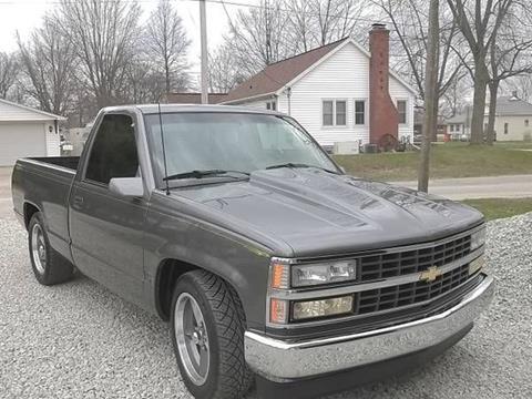 1994 Chevrolet Silverado 1500 SS Classic for sale in Cadillac, MI
