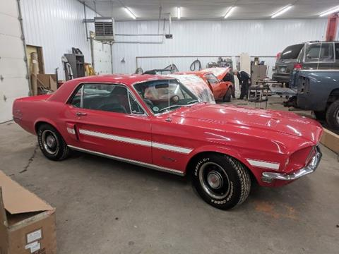 1968 ford mustang for sale carsforsale 1968 ford mustang for sale in cadillac mi sciox Gallery