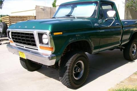 1978 Ford Truck >> 1978 Ford F 150 For Sale In Cadillac Mi