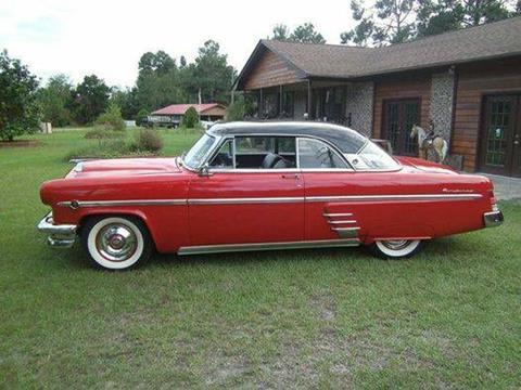 1954 Mercury Monterey for sale in Cadillac, MI