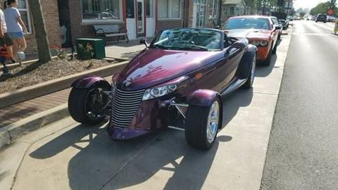 1999 Plymouth Prowler for sale in Cadillac, MI