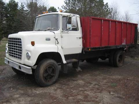 1978 Ford F-600 for sale in Cadillac, MI