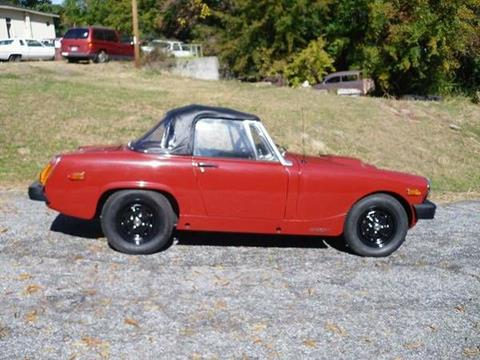 1978 MG Midget for sale in Cadillac, MI