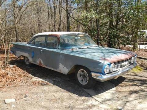 1960 Chevrolet Biscayne for sale in Cadillac, MI