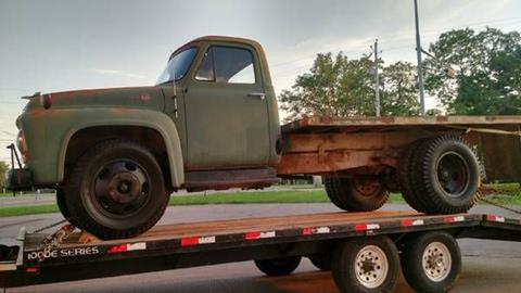 1955 Ford F-600 for sale in Cadillac, MI