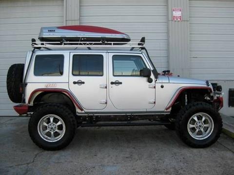 2007 Jeep Wrangler for sale in Cadillac, MI