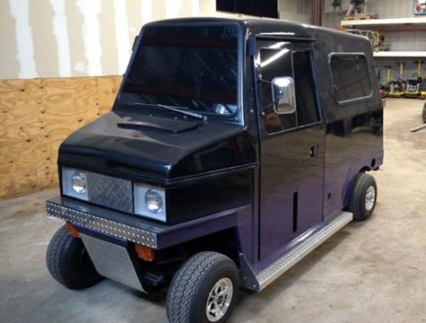 1987 Cushman Vanster for sale in Cadillac, MI