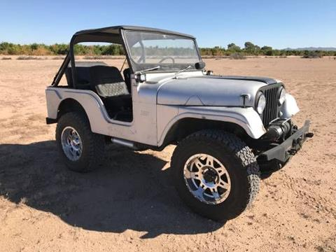 1962 Jeep Willys for sale in Cadillac, MI