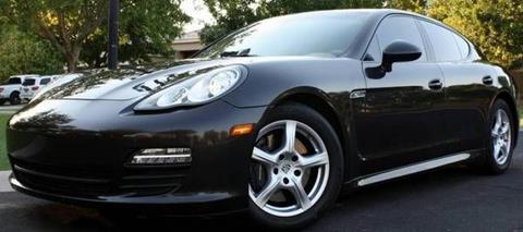 2012 Porsche Panamera for sale in Cadillac, MI