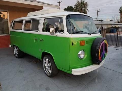 1978 Volkswagen Bus for sale in Cadillac, MI