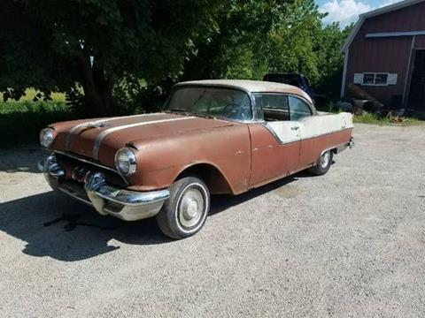 1955 Pontiac Star Chief for sale in Cadillac, MI