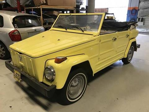 Volkswagen Thing For Sale >> Volkswagen Thing For Sale In Johnstown Pa Carsforsale Com