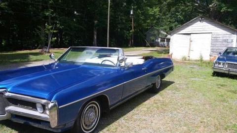 1968 Pontiac Bonneville for sale in Cadillac, MI
