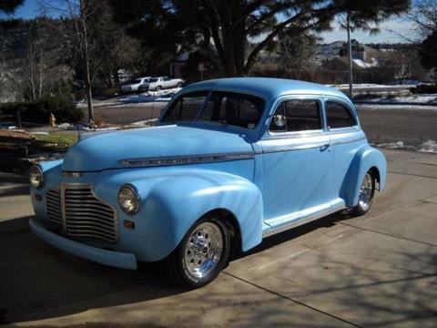 1941 Chevrolet Street Rod for sale in Cadillac, MI