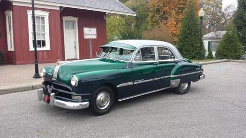 1951 Pontiac Chieftain for sale in Cadillac, MI