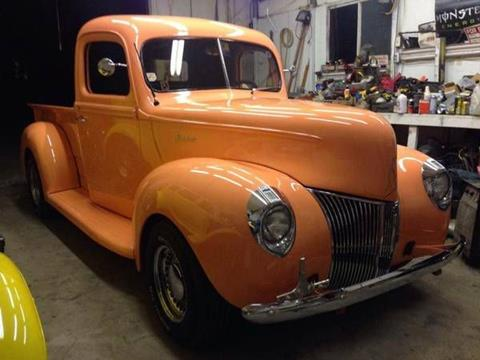 1941 Ford F-100 for sale in Cadillac, MI