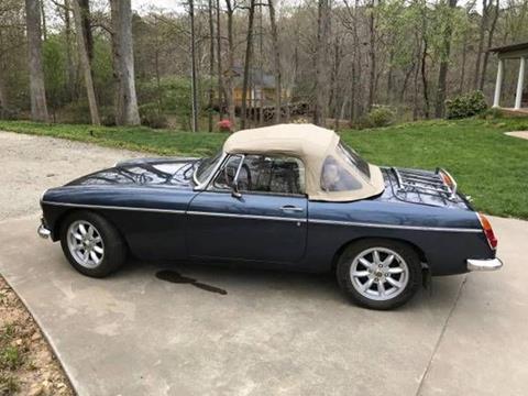 1977 MG MGB for sale in Cadillac, MI
