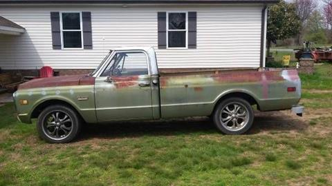 1971 GMC C/K 1500 Series for sale in Cadillac, MI