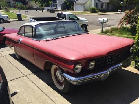 1960 Oldsmobile Eighty-Eight for sale in Cadillac, MI