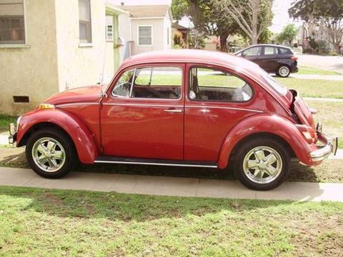 1970 Volkswagen Beetle For Sale Carsforsale Com